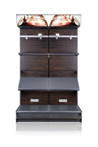 Equipamiento b sico kider store solutions for Mueble kansas